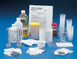 Reduce; Reuse; Recycle: A Plastics Identification Lab Activity