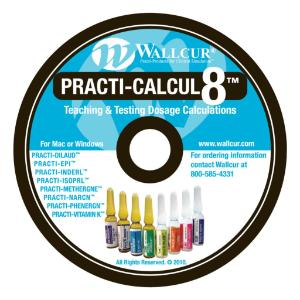 Wallcur® PRACTI-Teaching Modules