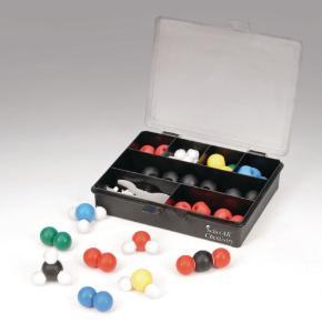 Ward's® Compact Molecular Model Set, 63 Pieces