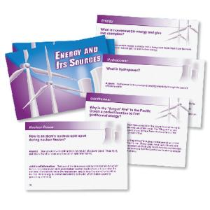Energy and Its Sources Game