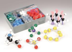 Ward's® Organic/Inorganic Molecular Model Teacher Set, 232 Pieces