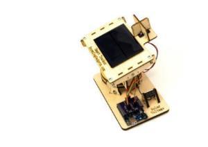"Dual Axis ""Smart"" Solar Tracker"