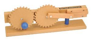 Simple Machines, Motion Converter Model