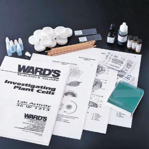 Ward's® Investigating Plant Cells Kit