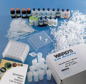 Ward's® Qualitative Water Analysis Lab Activity