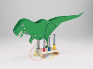Dinobot Hydraulic Robot Kit