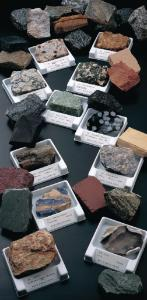 University Rock Collection