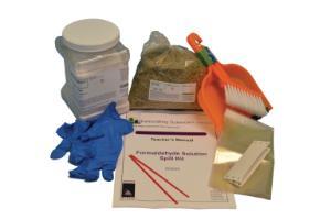 Formaldehyde Solution Spill Kit
