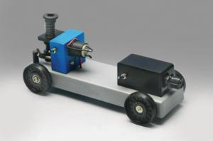 Fundamentals of Physics Constant Motion Car