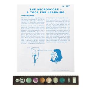 The Microscope: A Tool For Learning Microslide