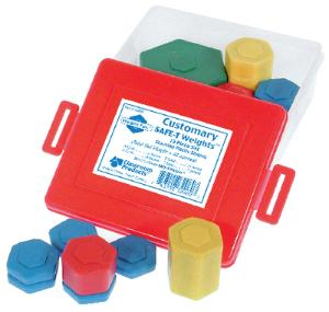 Customary SAFE-T Weights™ Set