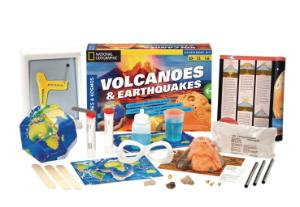 Volcanoes and Earthquakes Lab Activity
