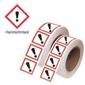 GHS Mini Pictogram Label Rolls