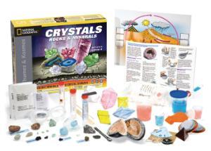 Crystals, Rocks and Minerals Lab Kit