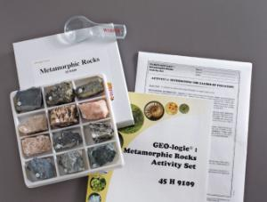 Geo-logic Metamorphic Rock Set