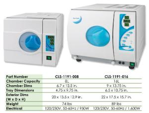 BioClave™ Benchtop Autoclaves, Chemglass