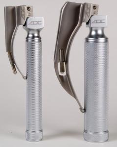 ADC® Satin Fiberoptic Laryngoscope Set