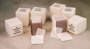 Plastic Coverslips
