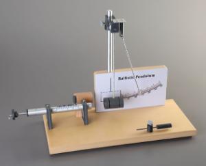 FUNdamantals of Physics Ballistic Pendulum