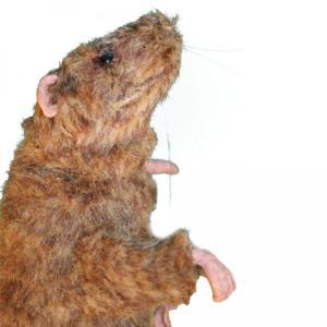 Rescue Critters® Squeekums Rat Manikin