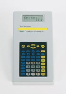 Presentation Overhead Calculators