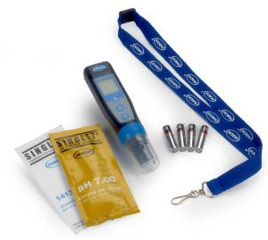 Pocket Pro+, Multi 2 (pH/Conductivity/TDS/Salinity), Hach