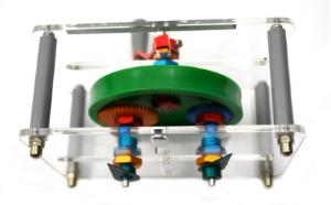 Internal Gear and Pinion Drive