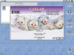 CatLab CD-ROM