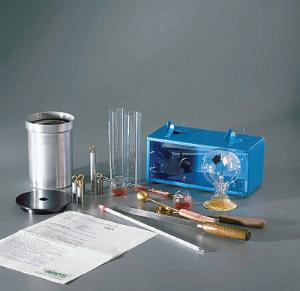 Accessories for Atmospheric Convection Apparatus