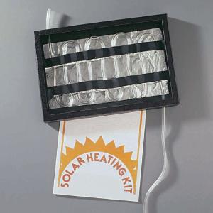 Solar Heating Lab Activity
