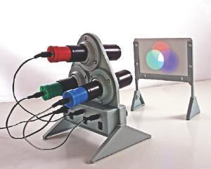 Color Mixing Apparatus