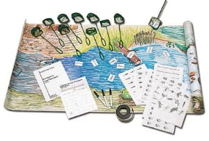 A Stream in Your Classroom Lab Activity