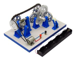 Gear Demonstration & Transformation of Energy