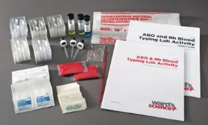 Ward's® ABO And Rh Blood Typing Kit