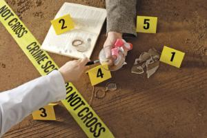 CSI: Who Killed Henry Ward? Kit
