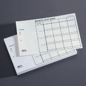 Ward's® Genetics Grid Sheets