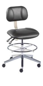 VWR® Contour Class 100/ISO Class 5 Clean Room Chairs
