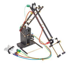 TeacherGeek Advanced Hydraulic Arm