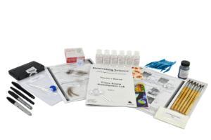 Crime scence investigation lab