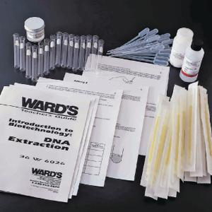 Ward's® Introduction to Biotechnology: DNA Extraction Lab Activity