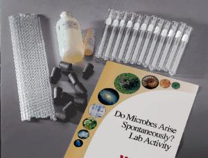 Ward's® Do Microbes Arise Spontaneously? Lab Activity