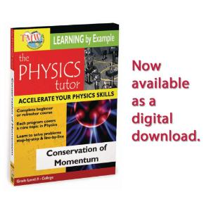 Physics Tutor: Conservation Of Momentum