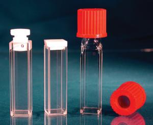 VWR® Spectrosil Fluorometer Cells