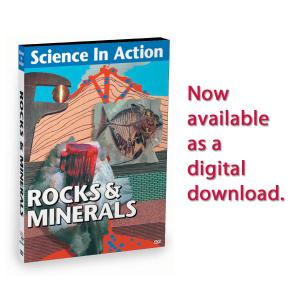 Science In Action: Earth Sciences - Rocks & Minerals