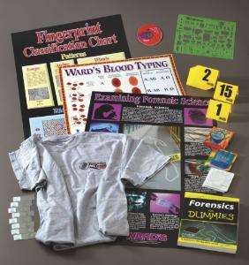 Ward's® Forensic Science Teacher's Toolbox
