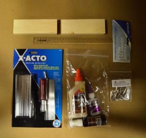 Science Olympiad Boomilever Kit