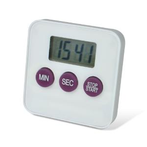 H-B DURAC Single-Channel Electronic Timer with Certificate of Calibration, SP SCIENCEWARE