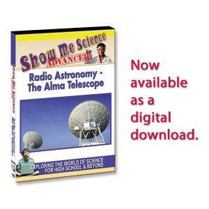 Radio Astronomy - The Alma Telescope