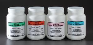 Ward's® Four-Step Tumbling Abrasives