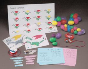 Ward's® Dragon Genetics Kit